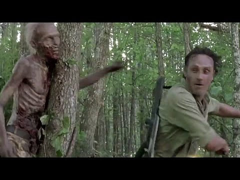 THE WALKING DEAD Season 6 Episode 1  2015 amc Series
