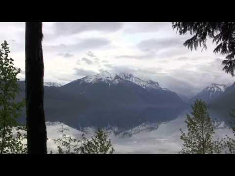 Glacier Park III   El Paisaje