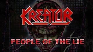 Kreator - People OF The Lie (Official Remaster) Lyrics