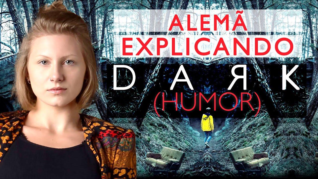 LEA MARIA | ALEMÃ EXPLICANDO DARK (Netflix)