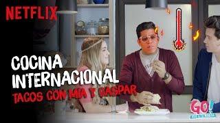 Go! Vive a tu manera - Cocina Internacional Tacos