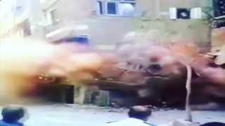7.9 Magnitude Earthquake Hits Nepal Bhaktapur Kathmandu - 7.4 Damages 4600 Killed Dead (RAW FOOTAGE) thumbnail
