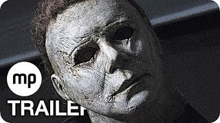HALLOWEEN Alle Clips & Trailer Deutsch German (2018)