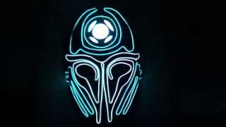 Sound Activated El wire mask