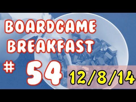 Board Game Breakfast: Episode 54 - Selling Games