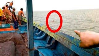 Такое Редко Увидишь! 10 Самых Необычных Вещей, Найденных Посреди Океана