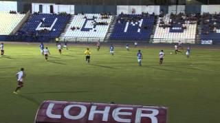 Melilla 0 - Algeciras 1 (02-09-15) Copa del Rey