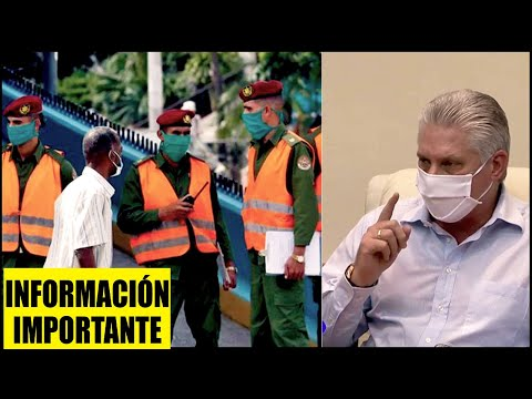 Se filtran MEDIDAS DE CIERRE TOTAL Y PLAN DE MILITARIZACION DE CUBA ‼ ENTERATE de los DETALLES ‼