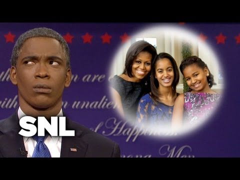 The Colorado Presidential Debate: Obama and Romney - SNL