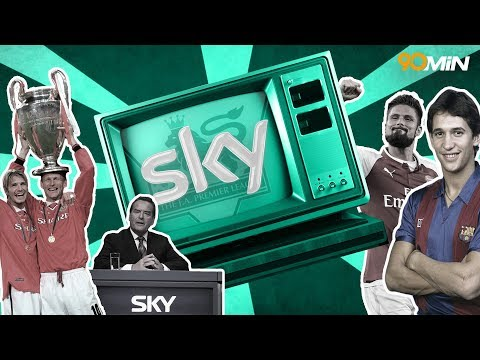 How Sky Sports MADE the Premier League | Are Sky the reason behind EPL success? | 90min originals