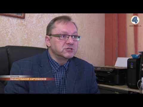 Телекомпанія TV-4: Частина шкіл Тернополя та області отримала нове обладнання для шкільних кухонь і їдалень
