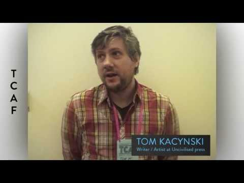 TCAF - Interview with Tom Kaczynski