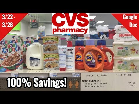 CVS Free & Cheap Coupon Deals & Haul | 3/22 - 3/28 | $0.77 Tide & Huggies Wipes! - This Deal is 🔥🔥