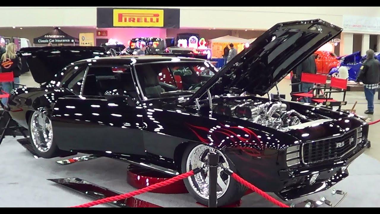 "1969 Camaro Pro Touring ""RS/Z-28"" - YouTube"