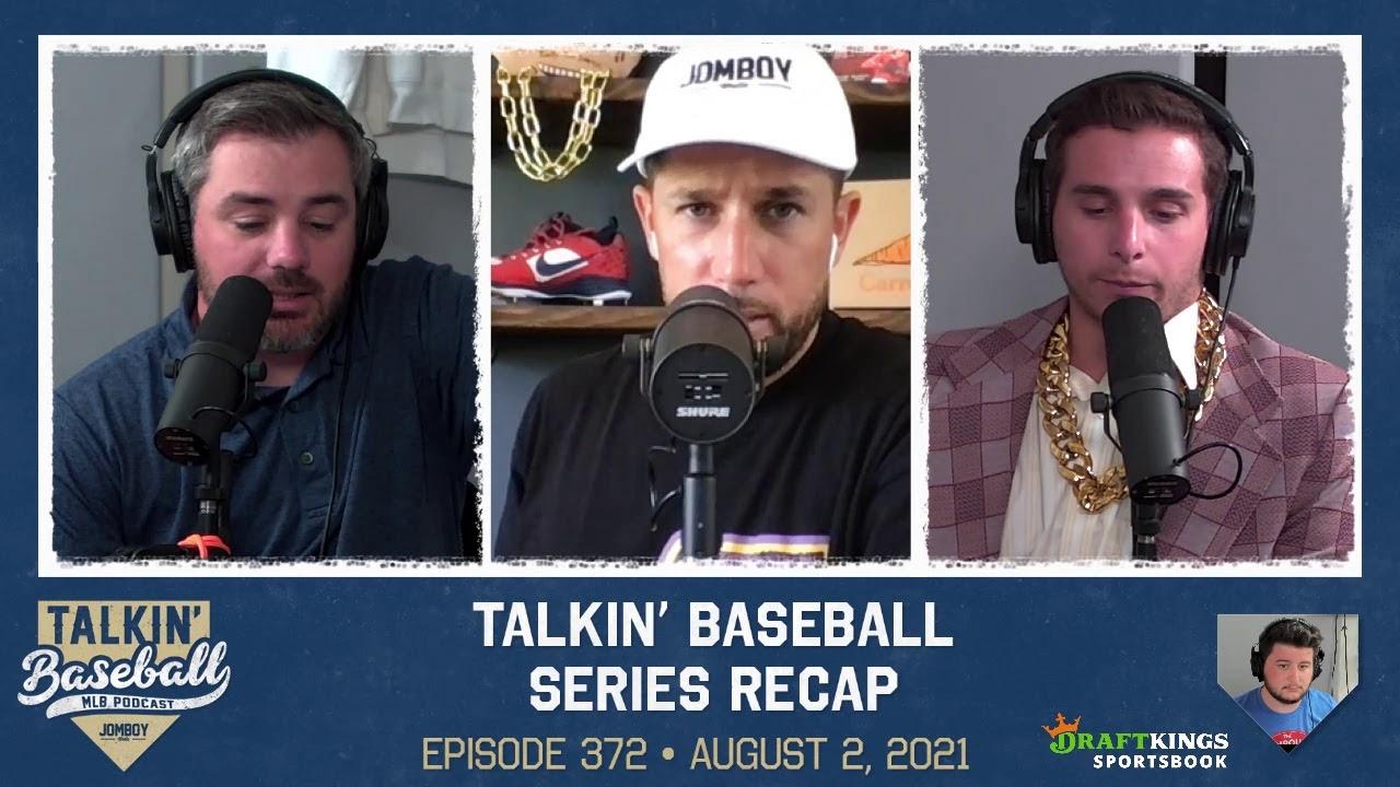 372 | Mercenary Baseball, Rays Take First Place, Tatis Injured, & Kumar Rocker