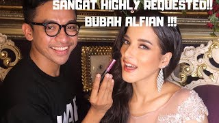 RAHASIA MAKEUP MUA HITS ! red carpet look by BUBAH ALFIAN