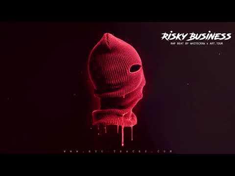 "Sick Rap Instrumental ""RISKY"" | Dope Rap Trap Beat | #rapbeat"