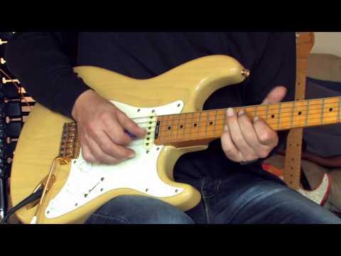 Blade Guitar M Kay style Part 1