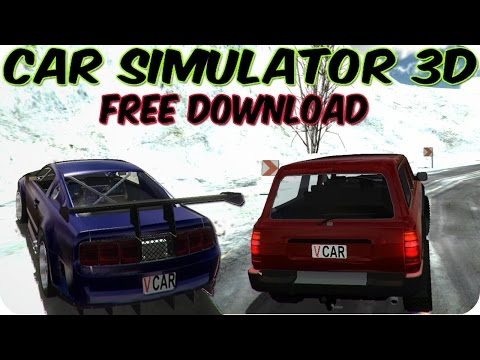 Car Simulator 3D Gameplay + Free Download PC HD