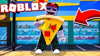 I OPEN MY PIZZERIA ON ROBLOX! 🍕