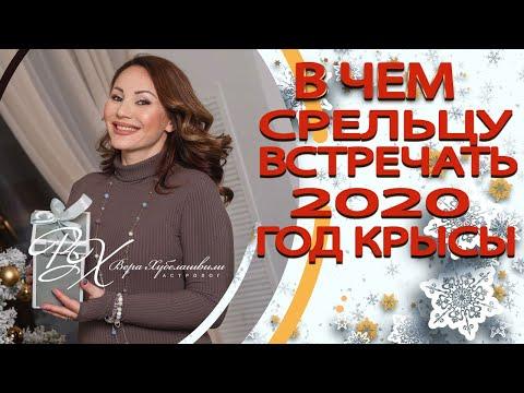 🥻 Что надеть на новый год 2020. Год Крысы. Советы для Стрельцов от астролога Вера Хубелашвили