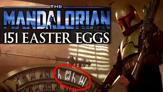 The Mandalorian Season 2 - 151 Easter Eggs