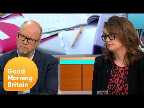 Is Primary School Homework Necessary? | Good Morning Britain