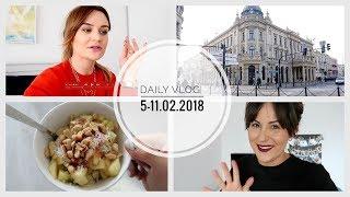 Daily Vlog 5-11.02.2018