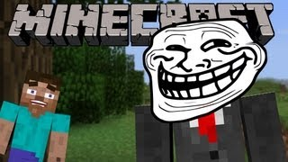 10 ways to troll your friend in minecraft