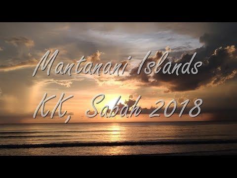 Mantanani Island @ Sabah Malaysia 2018