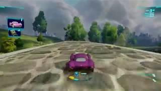 Тачки 2/Cars 2 Прохождение (Боевой заезд №38)Xbox 360