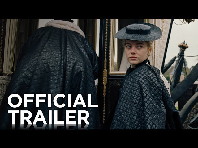 Early 18th century. England is at war with the French. Nevertheless, duck racing and pineapple eating are thriving. A frail Queen Anne (Olivia Colman) occupies the throne and her close friend Lady Sarah (Rachel Weisz) governs the country in her stead while tending to Anne's ill health and mercurial temper. When a new servant Abigail (Emma Stone) arrives, her charm endears her to Sarah. Sarah takes Abigail under her wing and Abigail sees a chance at a return to her aristocratic roots. As the politics of war become quite time consuming for Sarah, Abigail steps into the breach to fill in as the Queen's companion. Their burgeoning friendship gives her a chance to fulfil her ambitions and she will not let woman, man, politics or rabbit stand in her way.