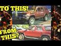 RUBY the 2nd gen 4runner revealed!  #standardamericanoutdoors  #operationreviveruby  #2ndgen4runner