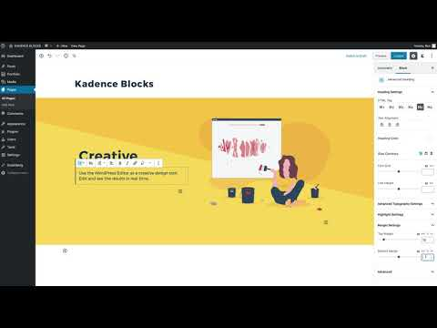 Kadence Blocks - A Gutenberg Page Builder