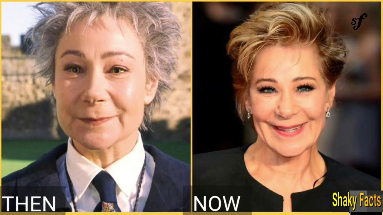 Harry Potter Cast ⚡️ Then & Now 2019   You will be shocked ...