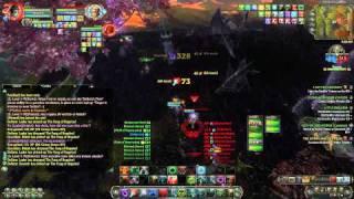 RIFT: Level 31 Warlock PVP (Warfront) -- rift mage pvp