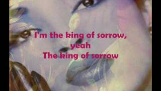 Sade-King Of Sorrow With Lyrics