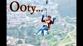OOTY oomphs...!!! a perfect holiday destination for every kind of tourist.2018(july)