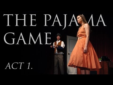 The Pajama Game Musical - Act 1 | Full Live Performance by Camberwell High School