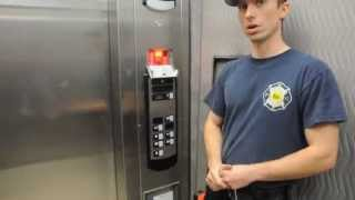 Elevator Phase 1 and Phase 2 Fire Service Recall