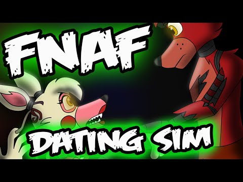 FNAF DATING SIMULATOR || Five Nights Of Love ALL ENDINGS || Five Nights at Freddy's Dating Sim