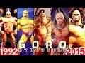 Evolution of Goro in Mortal Kombat Games ( 1992-2015 )