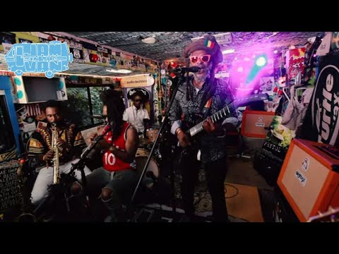 "STEEL PULSE - ""Stop You Coming And Come"" (Live At Reggae On The Mountain 2019) #JAMINTHEVAN"