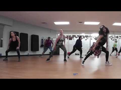 MixxedFit® Routine by Chasity - Song - It Won't Stop - Artist - Sevyn Streeter feat Chris Brown