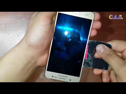 Samsung J5 2016 J510FN - замена экранного модуля