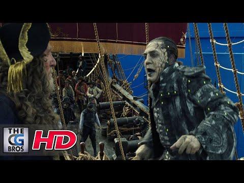 CGI & VFX Breakdowns: [ES][DQ]Pirates of the Caribbean: Dead Men Tell No Tales[ES][DQ] - by MPC