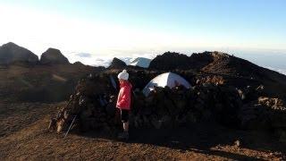 Ascension du piton des neiges à la Réunion