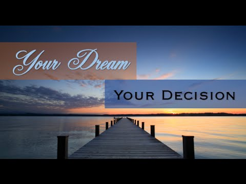 Image result for dream decision