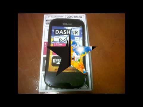 Blu Dash Jr 3.5