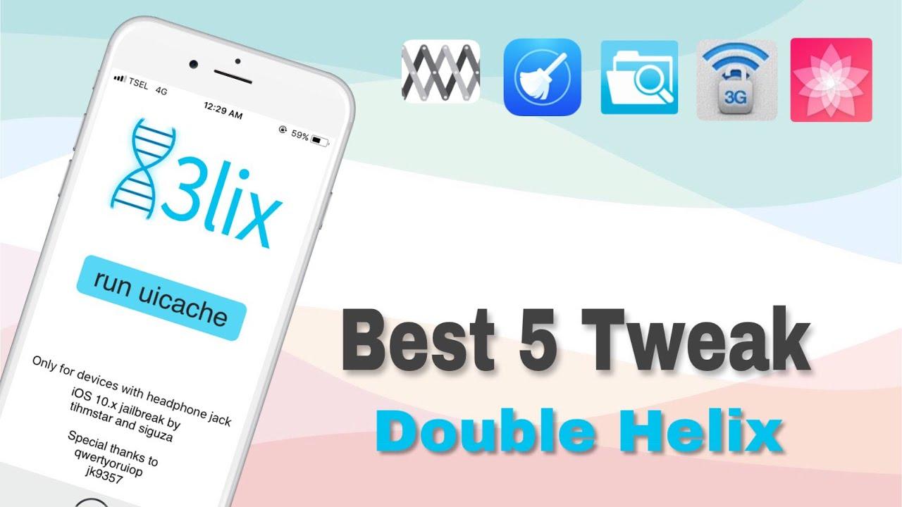Best 5 Tweak Double Helix